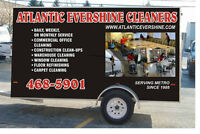 SACKVILLE - 11AM - 9 PM SUN, MON, TUES - CLEANER 27 HOURS WEEK