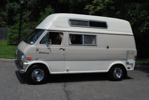 1969 Ford Econoline 200 Super van