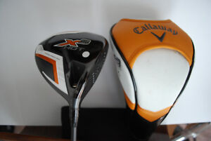 Callaway X2 Hot Driver with headcover
