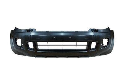 Front Bumper Black For Ford Ranger Pickup T64 2.2TD / T65 3.2TD 2011-9/2015 NEW