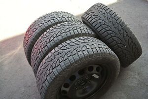 Winter Tires (Pirelli) - for VW Jetta Wagon Oakville / Halton Region Toronto (GTA) image 1