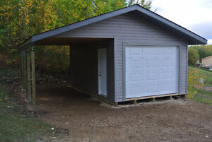 Barn Style Sheds and More