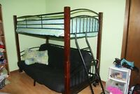 Bunk bed / Futon