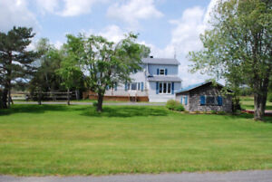 Horse Farm 10+ acres with access to Les Forestiers