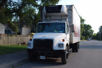 selling truck with job position !