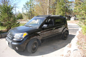 Selling my Soul!!!  2010 Black Kia Soul 4U!!