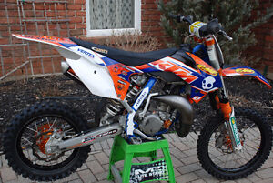 2014 KTM 85 SXS - Lots of upgrades, ready to race