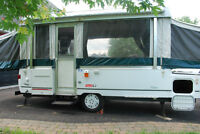 Coleman Tent Trailer- Fairlake model - 2002