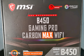 B450 GAMING PRO CARBON MAX WIFI