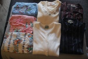 Large lot of Spring/Summer Women's clothes size L-XL