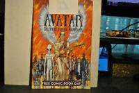 FCBD Avatar Graphic Novel Sampler