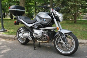 2007 BMW R1200R Roadster-Touring