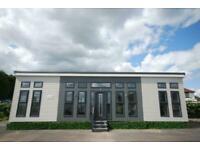 LODGE OFFICE ANNEXE STATIC CARAVAN SELF BUILD MODULAR BUILDING