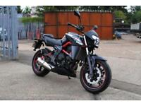2015 - CF MOTO CF 650 649CC, EXCELLENT CONDITION, £2,500 OR FLEXIBLE FINANCE