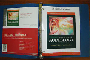 Frederick N, Martin Introduction to Audiology