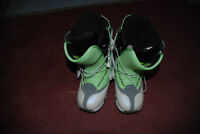 SNOWBOARD  LADIES BOOT used, but good condition
