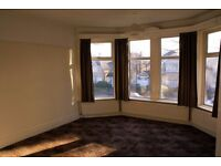 Spacious two bed unfurnished first floor flat in Shirley