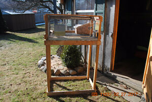 Rabbit Cage in stand