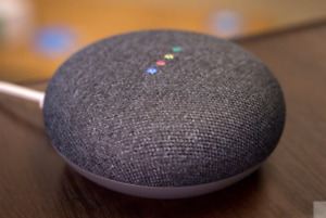 Brand New Google Home Mini - Charcoal colour