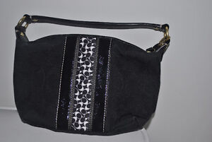 Small Genuine Coach Purse