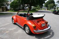 1978 Convertible Super Beetle