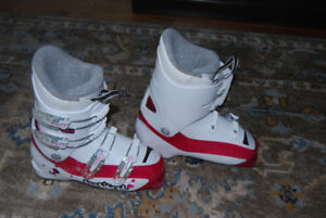 Youth Ski Boots Size 24.5