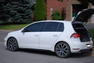 2013 Volkswagen GTI Hatchback - APR ECU STAGE II