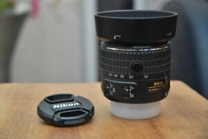 Nikon nikkor 18-55mm VR G II