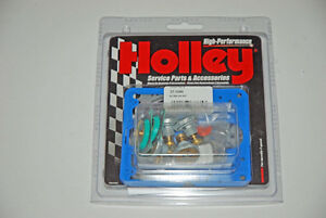 "Holley ""Fast Kit"" For 4150 ultra XP Carburetors"