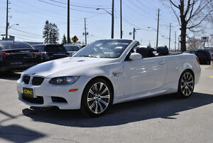 $1000 OFF!!! 2008 BMW M3 MANUAL CONVERTIBLE