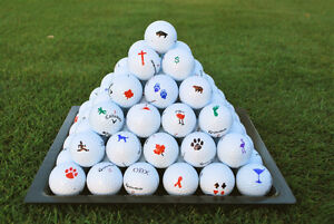 Golf Balls in Excellent Condition {100 golf balls for $40} Deal