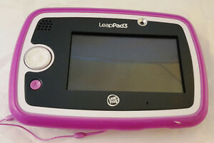 LeapFrog LeapPad3 Kids' Learning Tablet with WIFI Pink