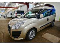 2014 Fiat Doblo 2 Berth Campervan