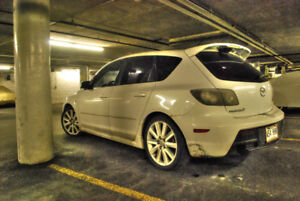 Mazdaspeed 3 2007 5000$ 150km