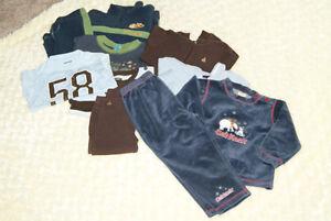 11 Baby Boy Fall Clothing Tommy, LOGG, Baby Boy Size 12-18 Mths