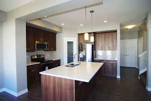 Luxurious Living in Lovely Leduc!  Quick possession!