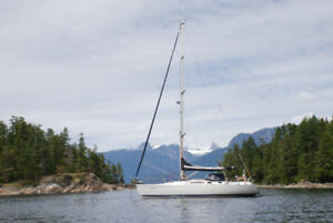 1986 Beneteau 405 Built in France