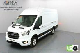 2020 Ford Transit 2.0 350 RWD Limited EcoBlue 185 BHP L4 H3 Low Emission PANEL V