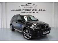 2010/60 BMW X5 3.0TD AUTO XDRIVE30D SE, FULL BMW HISTORY, SAT NAV, HUGE SPEC!!