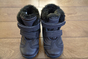 Winter Boots - toddler size 7