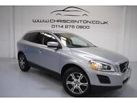 2012/62 VOLVO XC60 2.4D AWD 215BHP GEARTRONIC D5 SE LUX, FULL VOLVO HISTORY