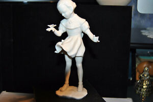 Figurine of Girl Butterfly