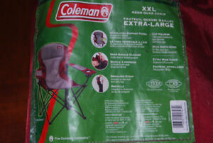 Coleman chair for sale