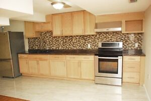 Basement Apartment for Rent - One Bedroom