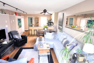 Kitsilano 2 bedroom, 2 full bathroom PH for rent.