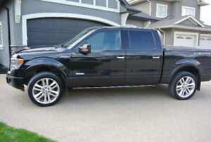 2013 Ford F-150 SuperCrew Limited Pickup Truck