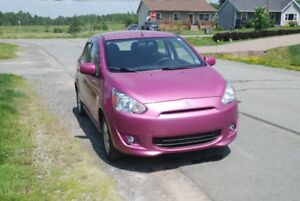 2014 Mitsubishi Mirage SE Hatchback - Excellent Condition