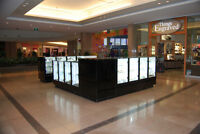 Beautifully Designed Jewellery Kiosk for Sale