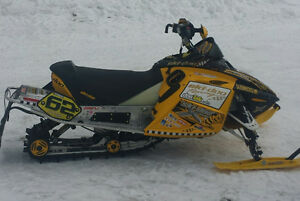 SKI-DOO REV MXZ X 440 PARTS