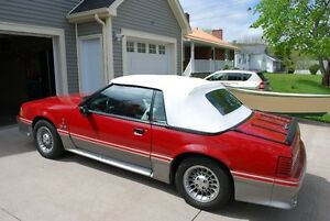 For Sale 1988 Mustang Cobra GT Convertible